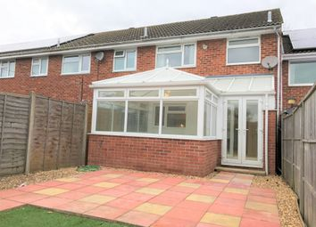 Thumbnail 3 bedroom terraced house to rent in Tickleford Drive, Southampton