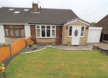 Thumbnail 3 bed semi-detached bungalow for sale in Crossgates Road, Milnrow, Rochdale