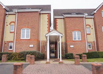 Thumbnail 2 bed flat for sale in Warren House Walk, Walmley, Sutton Coldfield