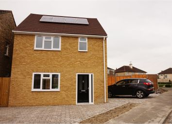 Thumbnail 3 bedroom detached house for sale in Bentley Road, Ashford