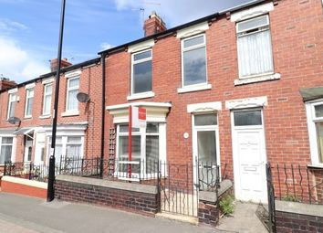 Thumbnail 3 bed terraced house to rent in Station Avenue North, Fencehouses, Houghton Le Spring