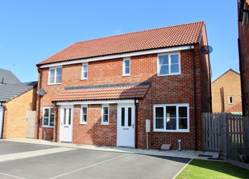Thumbnail 3 bed semi-detached house for sale in Windmill Meadows, Wilberfoss, York