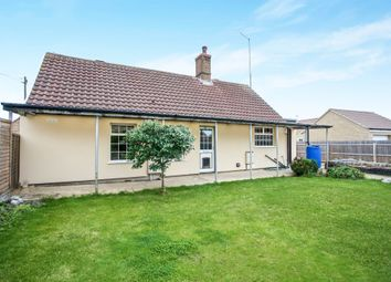 Thumbnail 2 bedroom detached bungalow for sale in Star Lane, Ramsey, Huntingdon