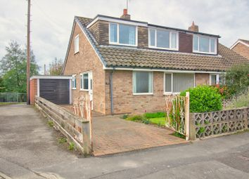 Thumbnail 4 bed bungalow for sale in Newbridge Drive, Brimington, Chesterfield
