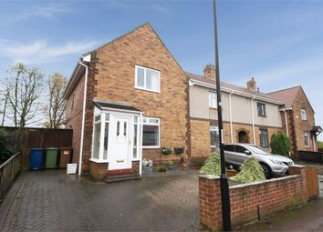 Thumbnail 2 bed end terrace house for sale in Scruton Avenue, Sunderland, Tyne And Wear