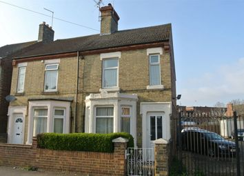 Thumbnail 3 bedroom semi-detached house for sale in Windmill Street, Peterborough