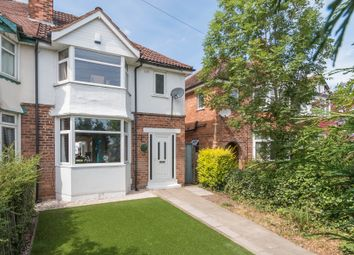 Thumbnail 3 bed semi-detached house for sale in Lode Lane, Solihull, West Midlands