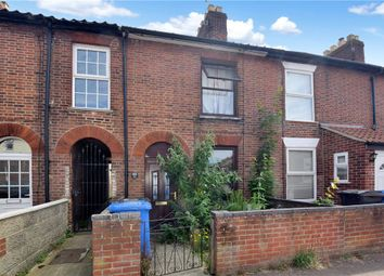 Thumbnail 2 bed terraced house for sale in Angel Road, Norwich