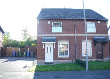 Thumbnail 2 bed semi-detached house to rent in Abbotsbury Way, Liverpool