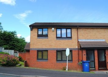Thumbnail 1 bed maisonette to rent in Greig Court, Cannock