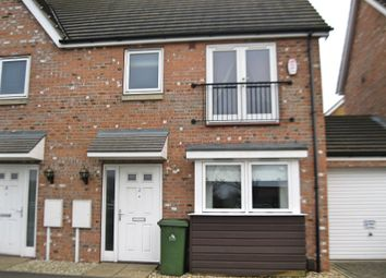Thumbnail 3 bed semi-detached house for sale in Sorrel Road, Grimsby