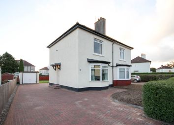 Thumbnail 2 bed semi-detached house for sale in Truce Road, Glasgow