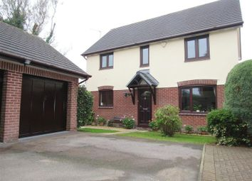 Thumbnail 4 bedroom detached house for sale in Clos Y Cwarra, Michaelston-Super-Ely, Cardiff
