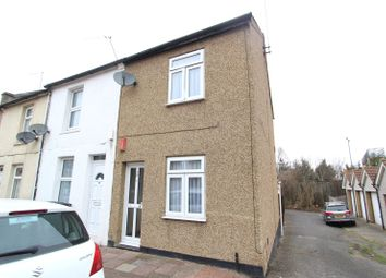 Thumbnail 2 bed terraced house to rent in Charles Street, Greenhithe, Kent