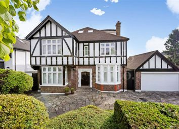 Thumbnail 6 bed detached house for sale in Alverstone Road, Brondesbury Park, London