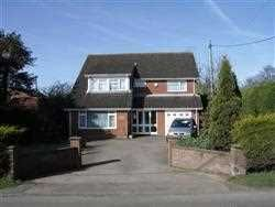 Thumbnail 4 bed property for sale in Sutton, Norwich