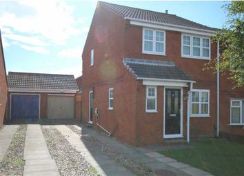 Thumbnail 3 bed semi-detached house for sale in Cliffside, Marsden, South Shields