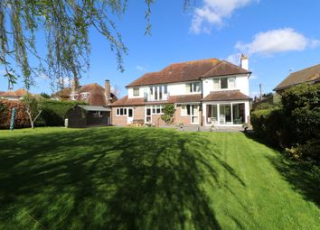 Thumbnail 4 bed detached house for sale in Wannock Lane, Eastbourne, East Sussex