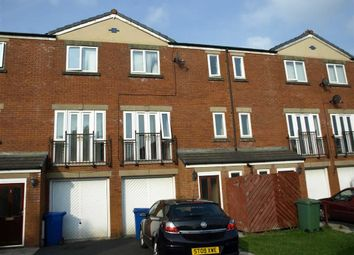 Thumbnail 3 bed town house to rent in Church Drive, Prestwich, Manchester