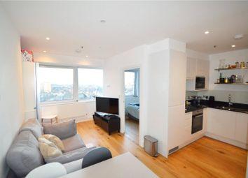 Thumbnail 1 bedroom flat for sale in Green Dragon House, 64 High Street, Croydon