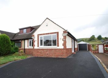 Thumbnail 3 bed semi-detached bungalow for sale in Broadbent Drive, Bury, Greater Manchester