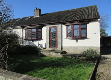 Thumbnail 3 bed bungalow to rent in Combe Batch Rise, Wedmore, Wedmore