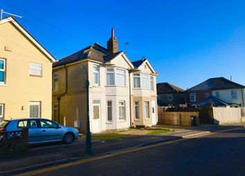 Thumbnail 3 bedroom detached house to rent in Pine Road, Winton, Bournemouth