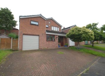 Thumbnail 5 bed property for sale in Barrule Close, Appleton, Warrington
