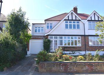 4 bed semi-detached house for sale in Cheyne Walk, London N21