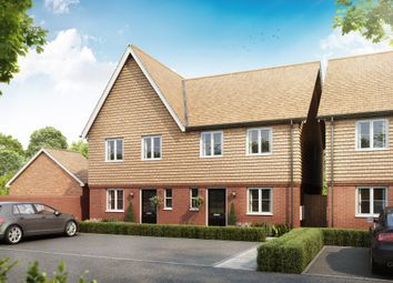 "Thumbnail 3 bedroom semi-detached house for sale in ""Ashurst"" at Gimson Crescent, Tadpole Garden Village, Swindon"