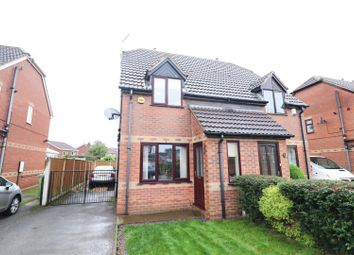 Thumbnail 2 bed semi-detached house for sale in Horsehead Lane, Bolsover, Chesterfield