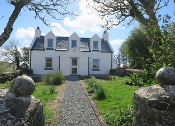 Thumbnail 2 bed detached house for sale in Struanmore, Struan, Isle Of Skye