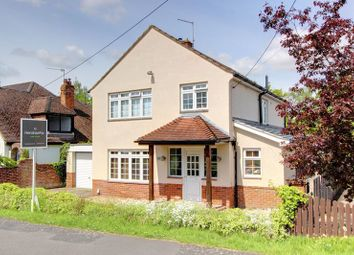 Thumbnail 4 bed detached house for sale in Crescent Road, North Baddesley, Hampshire
