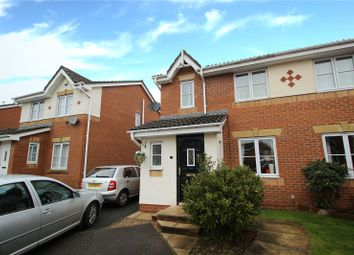 Thumbnail 3 bed semi-detached house for sale in Hebble Oval, South Elmsall