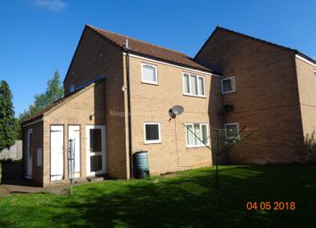 Thumbnail 1 bed flat to rent in Pyms Close, Great Barford, Bedford