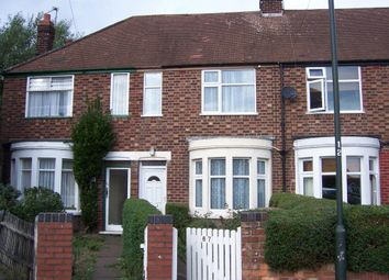 Thumbnail 2 bedroom terraced house to rent in Elgar Road, Coventry