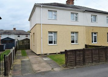 Thumbnail 2 bed semi-detached house for sale in Rutland Avenue, Newark