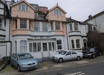 Thumbnail 2 bedroom flat for sale in King Street, Brixham, Devon