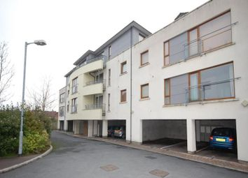 Thumbnail 2 bed flat to rent in Shaftesbury Drive, Bangor