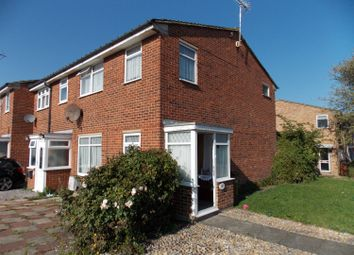 Thumbnail 3 bed end terrace house for sale in Hazlemere Drive, Gillingham