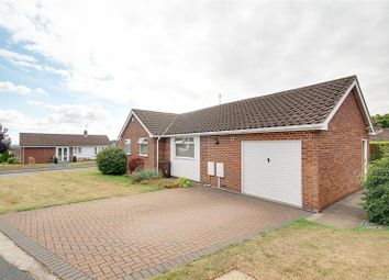 Thumbnail 2 bed detached bungalow for sale in Doverbeck Drive, Woodborough, Nottingham