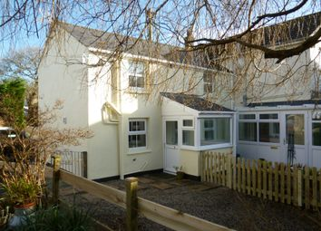 Thumbnail 1 bedroom semi-detached house for sale in North Road, Goldsithney, Penzance