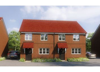 Thumbnail 3 bed terraced house for sale in Russell Green Gardens, Saffron Walden