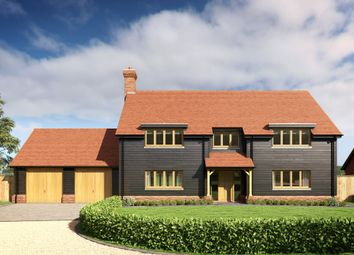 Thumbnail 5 bedroom detached house for sale in Gibbs Brook Lane, Oxted, Surrey
