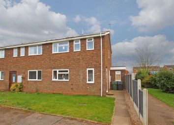 Thumbnail 3 bed terraced house for sale in Buckfast Close, Bromsgrove
