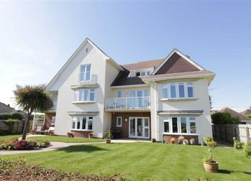 Thumbnail 3 bedroom flat for sale in Western Avenue, Barton On Sea, New Milton