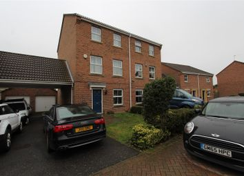 Thumbnail 4 bed town house to rent in Amethyst Drive, Sittingbourne
