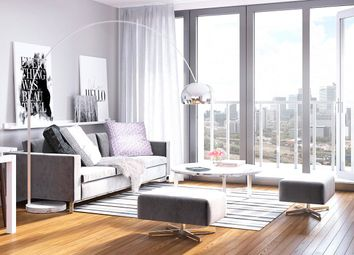 3 bed flat for sale in Discovery Tower, Hallsville Quarter, London E16