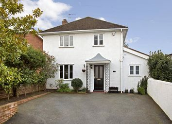 Thumbnail 3 bed detached house for sale in St. Leonards, Exeter, Devon