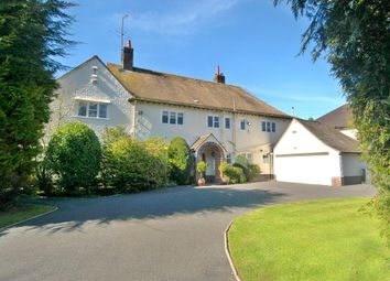 Thumbnail 5 bed detached house for sale in Croft Drive East, Caldy, Wirral